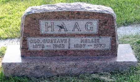 HAAG, GEORGE GUSTAVE - Polk County, Iowa | GEORGE GUSTAVE HAAG