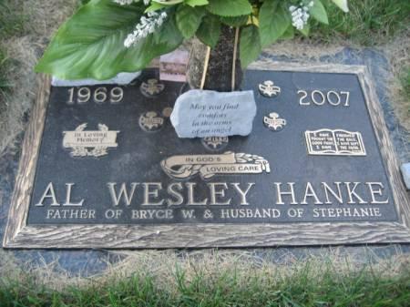 HANKE, AL WESLEY - Polk County, Iowa | AL WESLEY HANKE