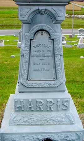 HARRIS, THOMAS - Polk County, Iowa | THOMAS HARRIS