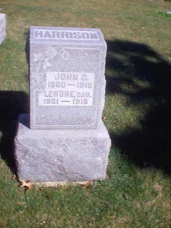 HARRISON, LENORE - Polk County, Iowa | LENORE HARRISON
