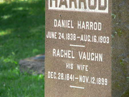 VAUGHN HARROD, RACHEL - Polk County, Iowa | RACHEL VAUGHN HARROD