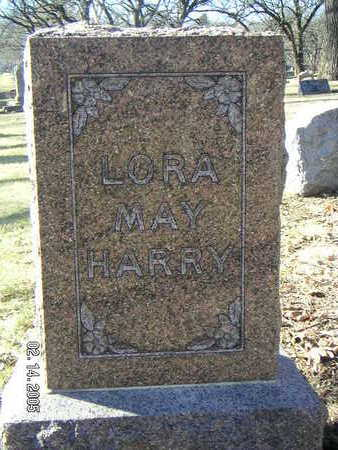 HARRY, LORA MAY - Polk County, Iowa | LORA MAY HARRY
