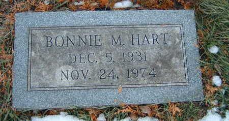 HART, BONNIE M. - Polk County, Iowa | BONNIE M. HART
