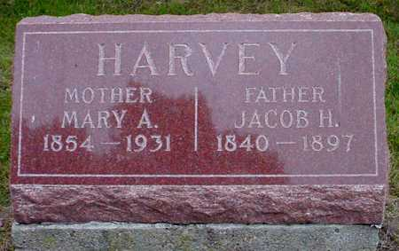 HARVEY, JACOB H. - Polk County, Iowa | JACOB H. HARVEY