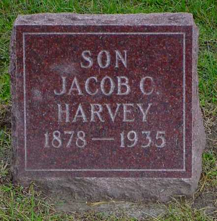 HARVEY, JACOB O. - Polk County, Iowa | JACOB O. HARVEY