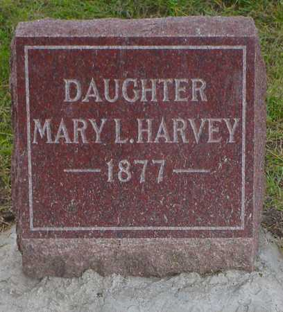 HARVEY, MARY L. - Polk County, Iowa | MARY L. HARVEY