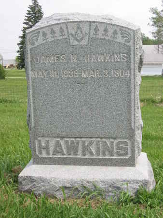 HAWKINS, JAMES N. - Polk County, Iowa | JAMES N. HAWKINS