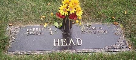 HEAD, JUNE D. - Polk County, Iowa   JUNE D. HEAD