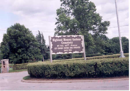 HIGHLAND MEMORY GARDENS, CEMETERY - Polk County, Iowa | CEMETERY HIGHLAND MEMORY GARDENS