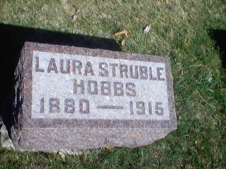 HOBBS, LAURA STRUBLE - Polk County, Iowa | LAURA STRUBLE HOBBS