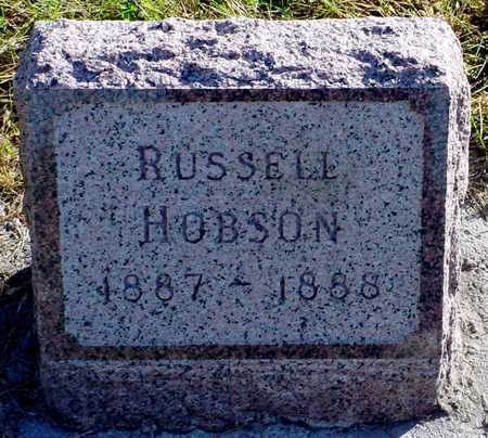 HOBSON, RUSSELL - Polk County, Iowa | RUSSELL HOBSON