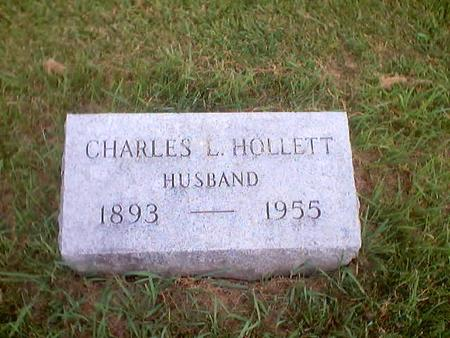 HOLLETT, CHARLES L. - Polk County, Iowa | CHARLES L. HOLLETT