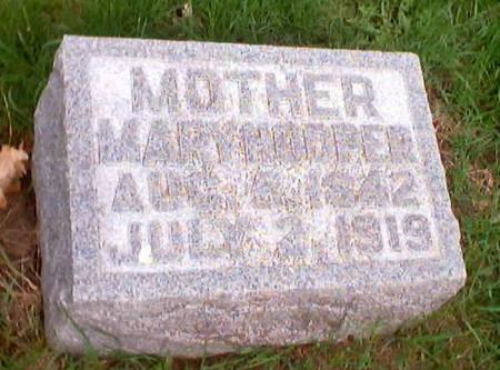 HOOPER, MARY - Polk County, Iowa | MARY HOOPER