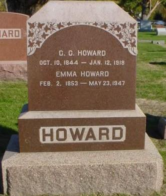 HOWARD, CHRISTOPHER COLUMBUS - Polk County, Iowa | CHRISTOPHER COLUMBUS HOWARD