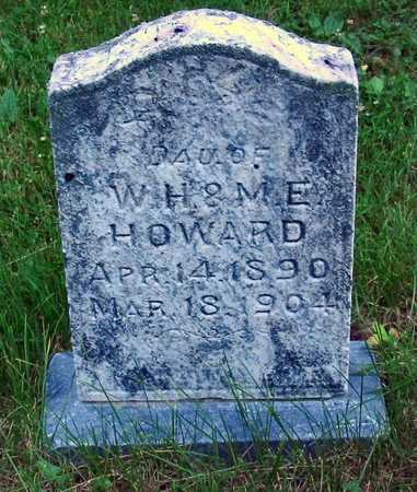 HOWARD, DAUGHTER - Polk County, Iowa | DAUGHTER HOWARD