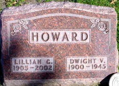 HOWARD, DWIGHT VINCENT - Polk County, Iowa | DWIGHT VINCENT HOWARD