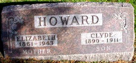 HOWARD, ELIZABETH - Polk County, Iowa | ELIZABETH HOWARD