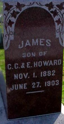 HOWARD, JAMES - Polk County, Iowa | JAMES HOWARD