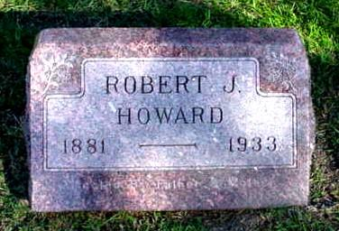 HOWARD, ROBERT J. - Polk County, Iowa | ROBERT J. HOWARD
