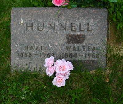 HUNNELL, HAZEL - Polk County, Iowa | HAZEL HUNNELL