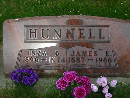 HUNNELL, JAMES E. - Polk County, Iowa | JAMES E. HUNNELL