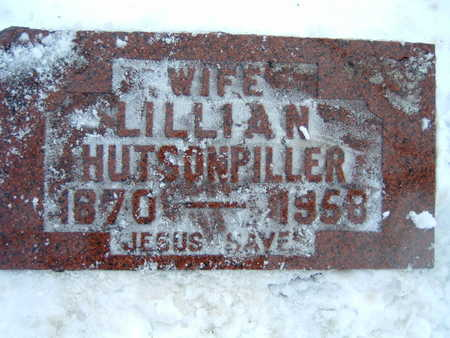 HUTSONPILLER, LILLIAN - Polk County, Iowa | LILLIAN HUTSONPILLER