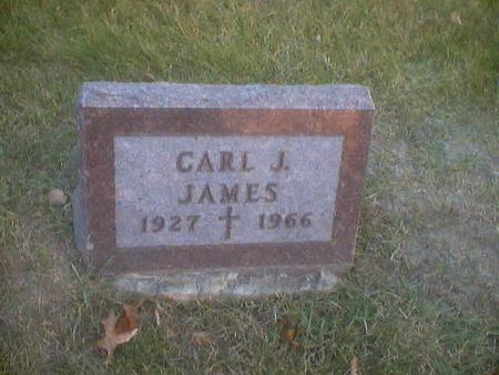 JAMES, CARL J. - Polk County, Iowa | CARL J. JAMES