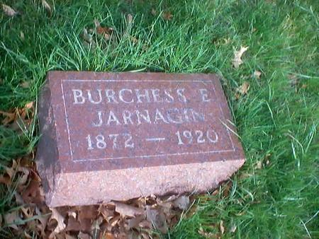 JARNAGIN, BURGHESS E. - Polk County, Iowa | BURGHESS E. JARNAGIN