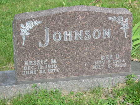 JOHNSON, DEE D. - Polk County, Iowa | DEE D. JOHNSON