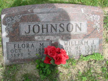 JOHNSON, WILLIAM J. - Polk County, Iowa | WILLIAM J. JOHNSON