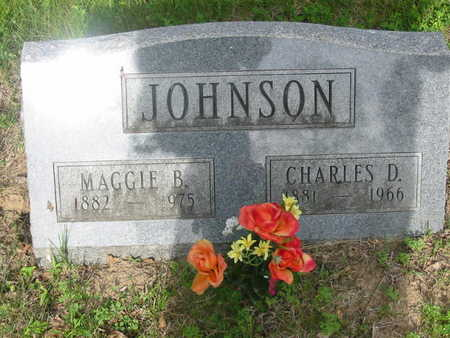 JOHNSON, MAGGIE B. - Polk County, Iowa | MAGGIE B. JOHNSON