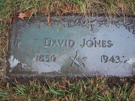 JONES, DAVID - Polk County, Iowa | DAVID JONES