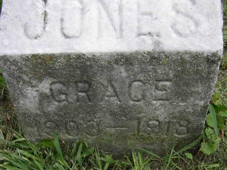 JONES, GRACE - Polk County, Iowa   GRACE JONES