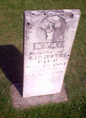 JUSTICE, MARY - Polk County, Iowa | MARY JUSTICE
