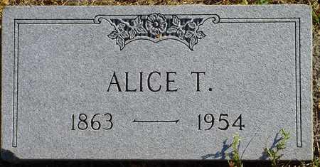 KEMPTON, ALICE T. - Polk County, Iowa   ALICE T. KEMPTON