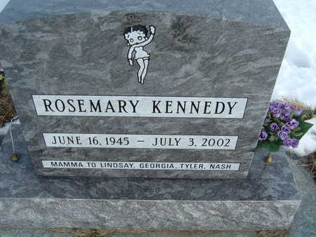 KENNEDY, ROSEMARY - Polk County, Iowa | ROSEMARY KENNEDY