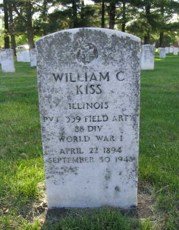 KISS, WILLIAM - Polk County, Iowa | WILLIAM KISS