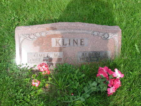 KLINE, ALBERT - Polk County, Iowa | ALBERT KLINE