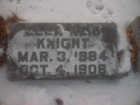 KNIGHT, ELLA - Polk County, Iowa | ELLA KNIGHT