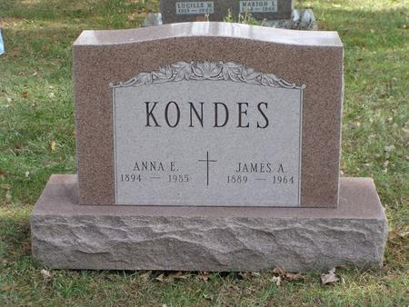 KONDES, JAMES - Polk County, Iowa | JAMES KONDES