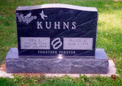 KUHNS, ORA L. - Polk County, Iowa | ORA L. KUHNS