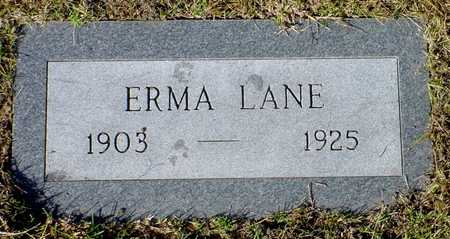 LANE, ERMA - Polk County, Iowa | ERMA LANE