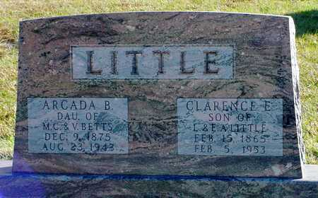 LITTLE, CLARENCE E. - Polk County, Iowa | CLARENCE E. LITTLE