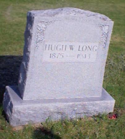 LONG, HUGH W. - Polk County, Iowa | HUGH W. LONG