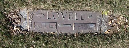 LOVELL, RUTH - Polk County, Iowa | RUTH LOVELL