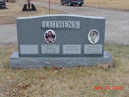 LUTHENS, THOMAS - Polk County, Iowa | THOMAS LUTHENS