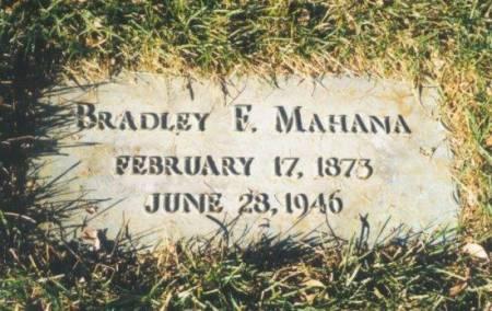 MAHANA, BRADLEY F. - Polk County, Iowa | BRADLEY F. MAHANA