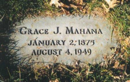 MAHANA, GRACE JENNINGS - Polk County, Iowa | GRACE JENNINGS MAHANA