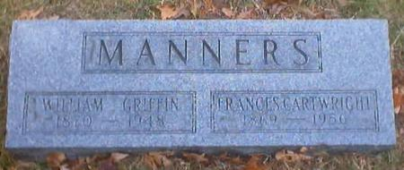 MANNERS, FRANCES L. - Polk County, Iowa | FRANCES L. MANNERS