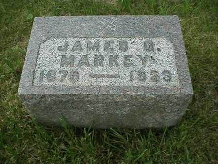 MARKEY, JAMES - Polk County, Iowa | JAMES MARKEY